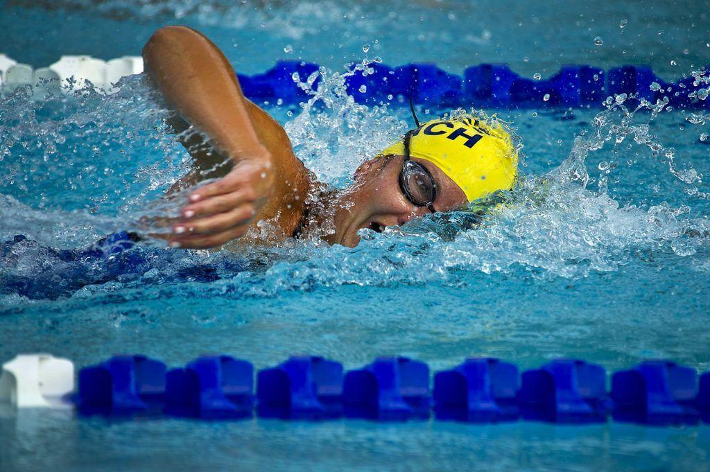 Mejorar natación nadadora