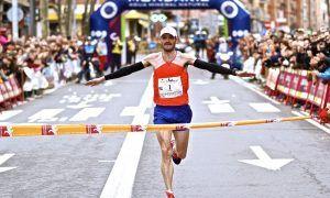 entrenar antes de una maratón