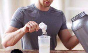 proteína suplemento