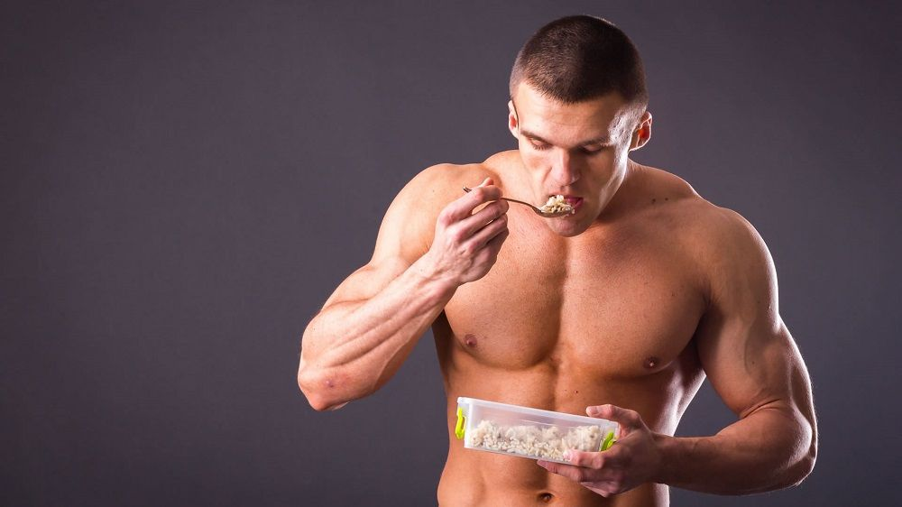 resistencia con carga de carbohidratos