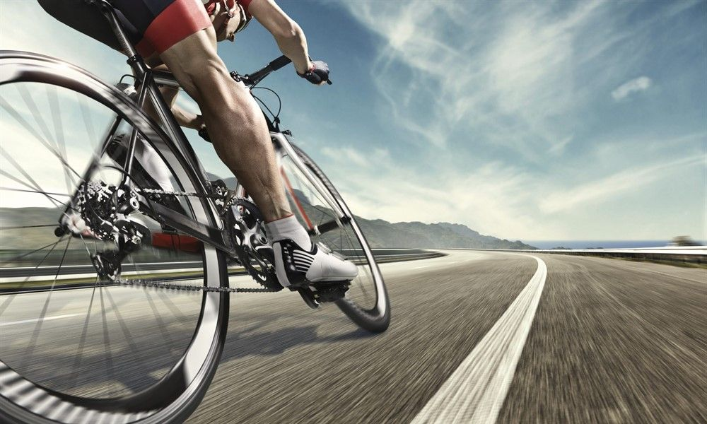 Rutina de resistencia para ciclistas