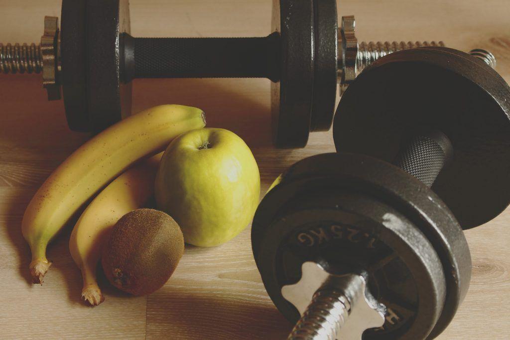 Comida trampa esfuerzo físico