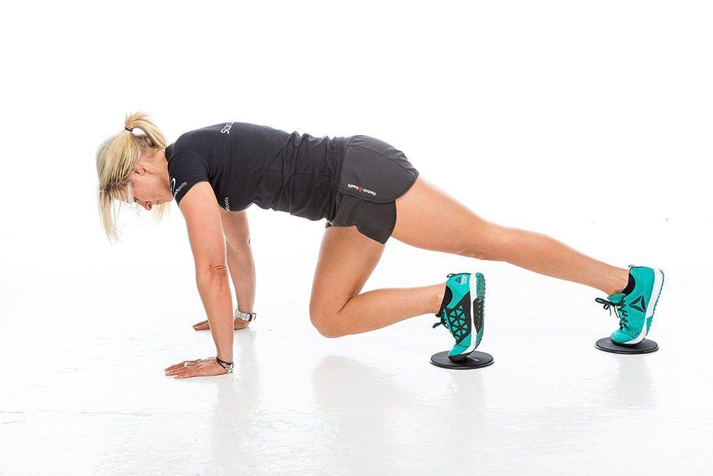 ejercicios con deslizadores