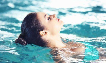 terapia de flotación para deportistas