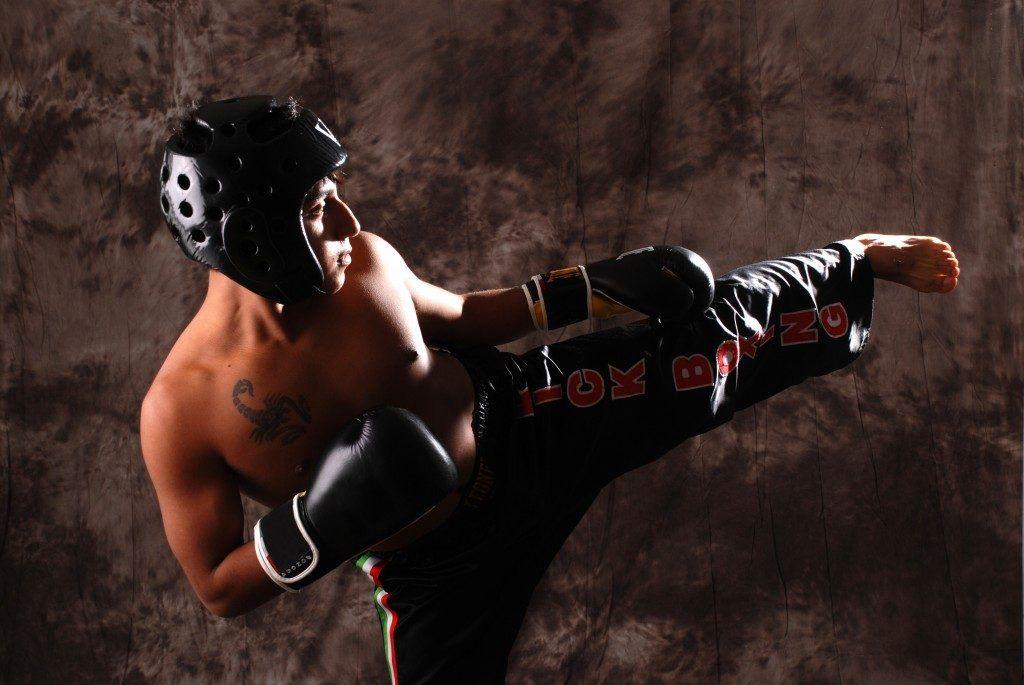 Accesorios de protección kickboxing