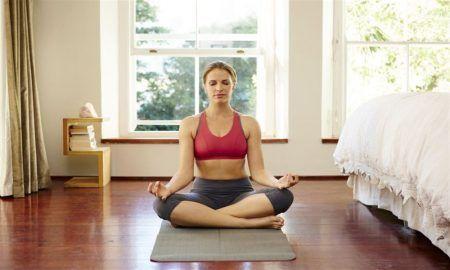 Rutinas de yoga en casa