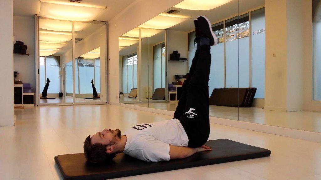 Ambdominales inferiores ejercicio