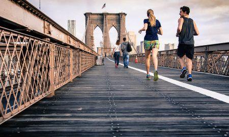 hacer ejercicio sin música running