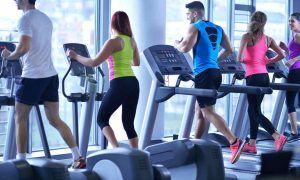 máquinas de gimnasio