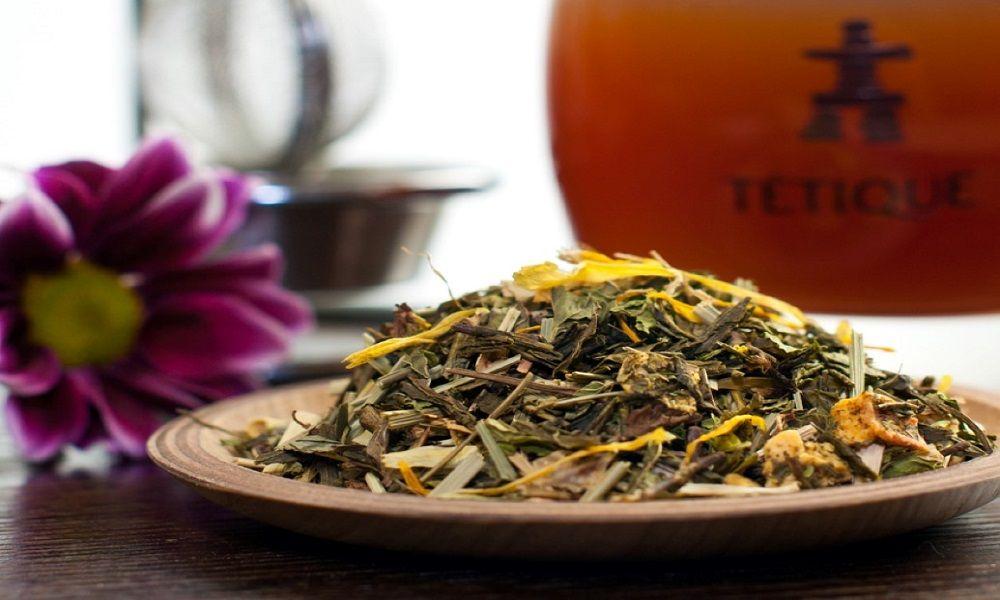 Suplementos de té verde