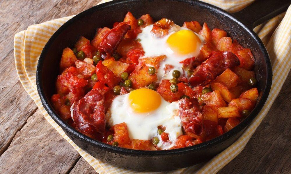 recetas para diabéticos con yema de huevo