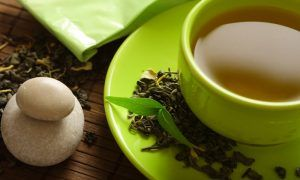 Los suplementos de té verde pueden ayudarte a adelgazar