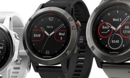 Reloj multideporte Garmin Fenix 5
