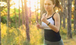 Running para quemar grasa abdominal