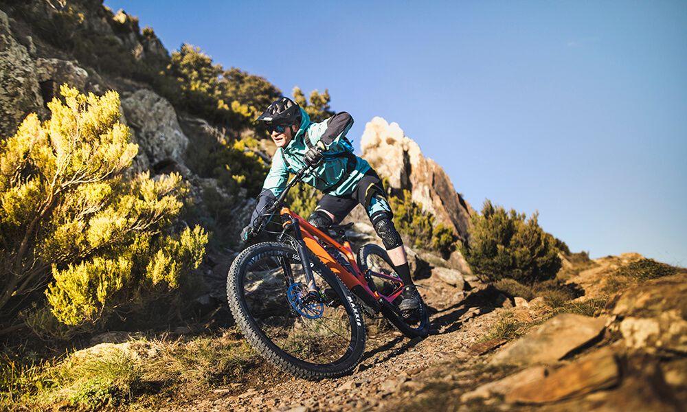 Rutas Garmin en bicicleta