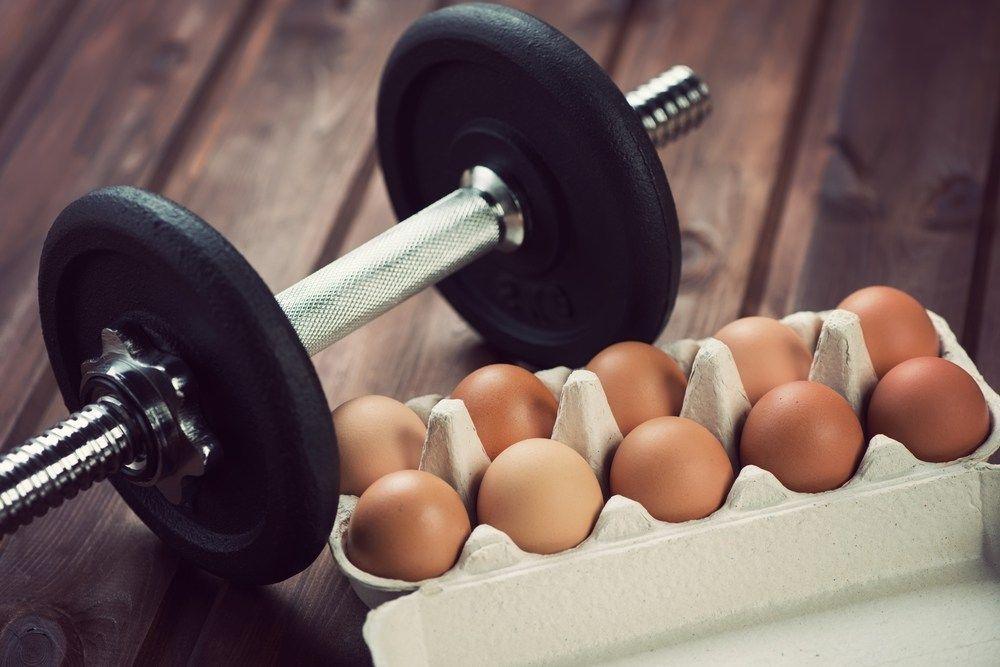 alimentos para ganar musculos