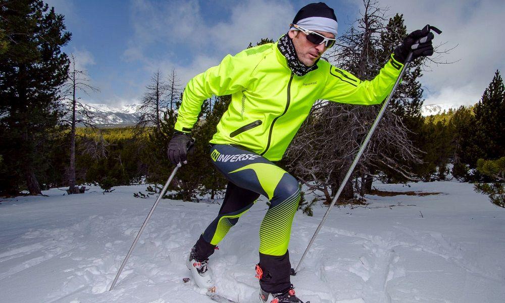 cómo entrenarse para esquí de fondo