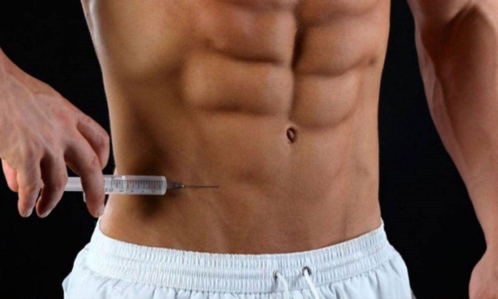consumo de esteroides