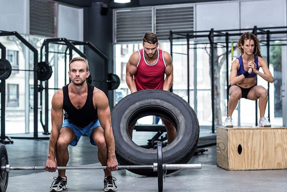 beneficios de hacer ejercicios multiarticulares