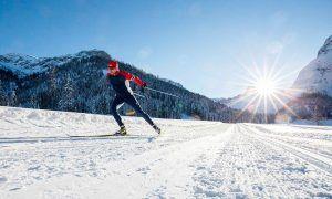 planificar el entrenamiento de esquí de fondo