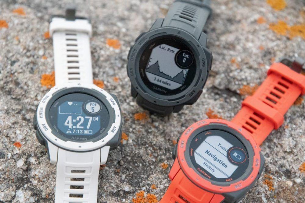 Garmin Instinct, el nuevo smartwatch en diferentes colores