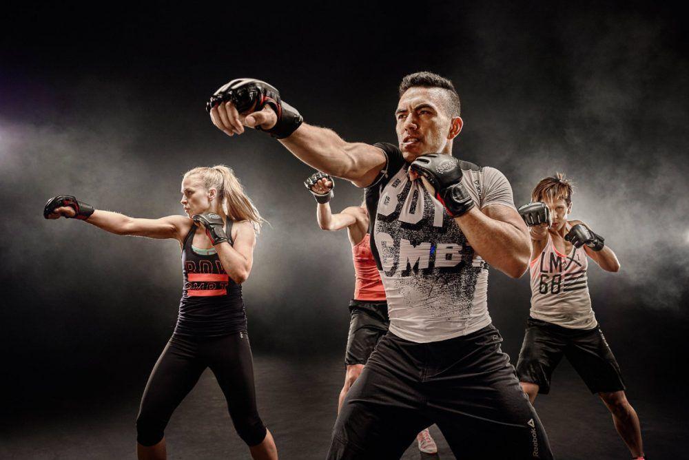 Body Combat es una de las mejores actividades de moda para quemar grasa