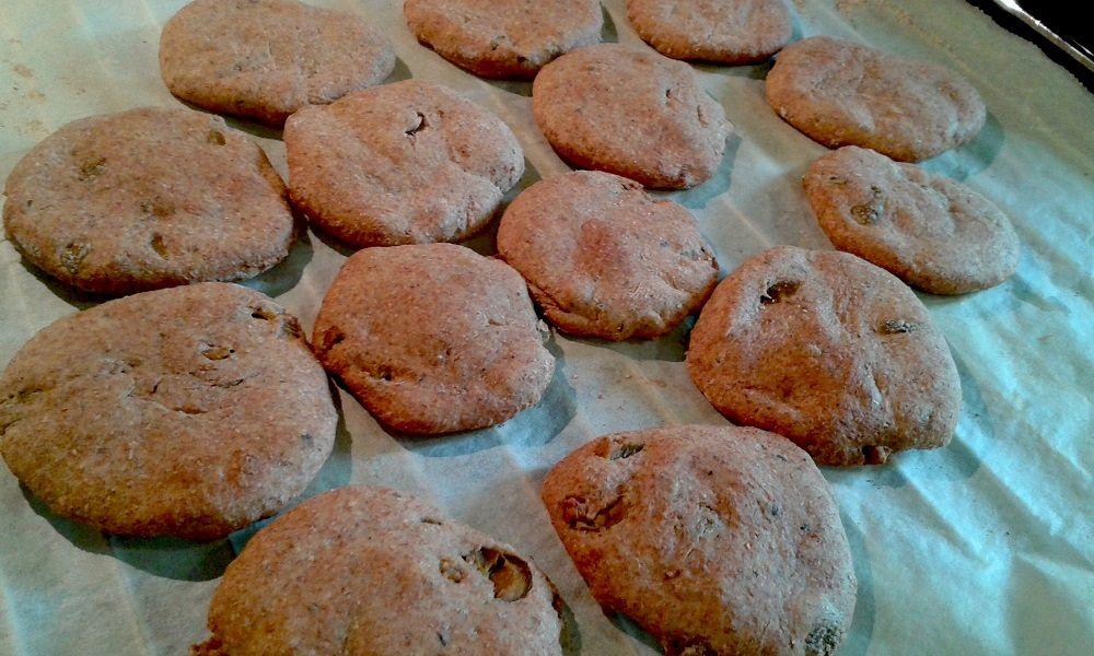 Cookies saladas