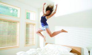 La importancia de descansar en un buen colchón para deportistas