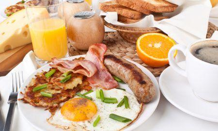 peores alimentos para desayunar