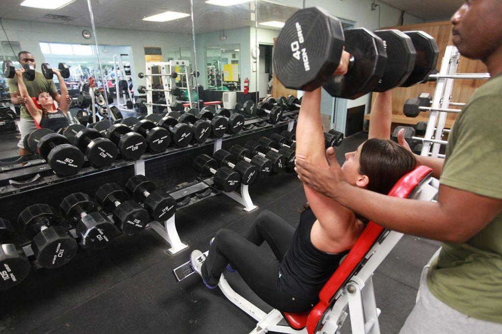 Entrenamiento para ganar musculo