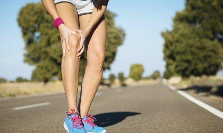 dolor de rodillas al correr