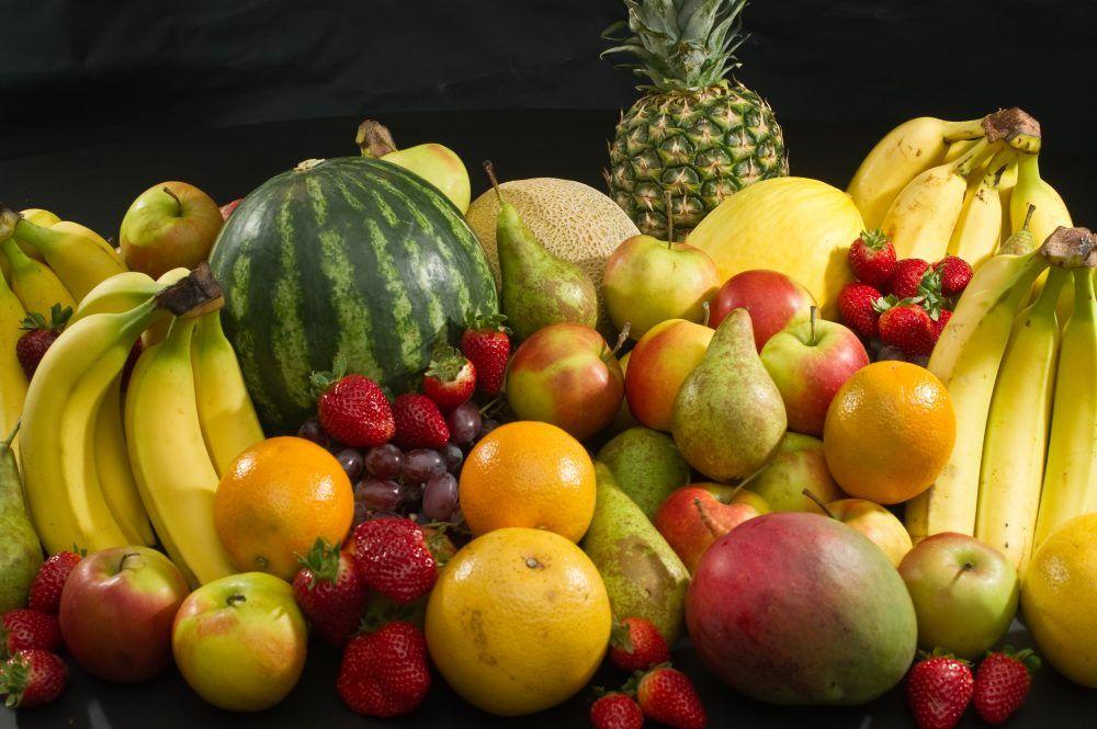 Selección de frutas más recomendadas para antes y después de entrenar