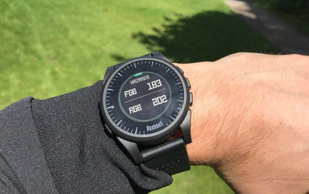 Reloj para golf Bushnell