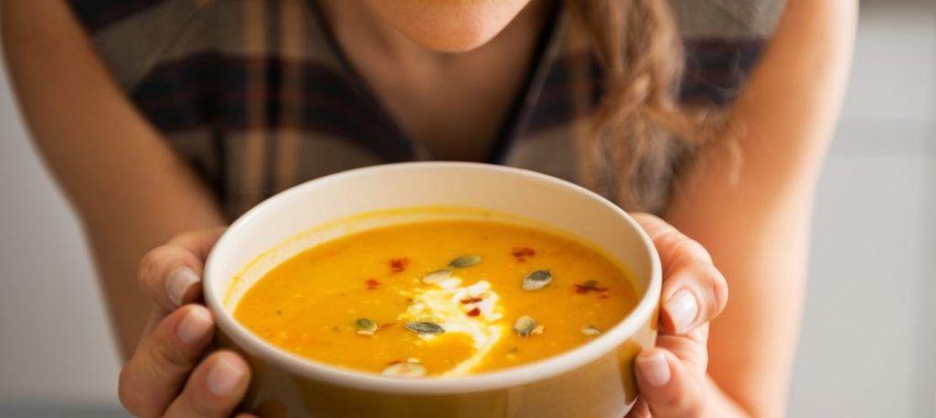 Sopa para resfriado