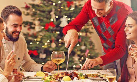 diciembre es el mes en el que menos cuidamos nuestra salud