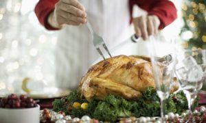 Dieta en navidades