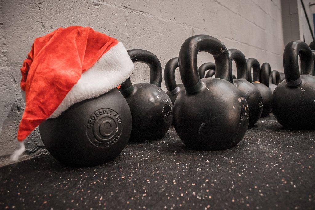 Entrenamiento en navidades