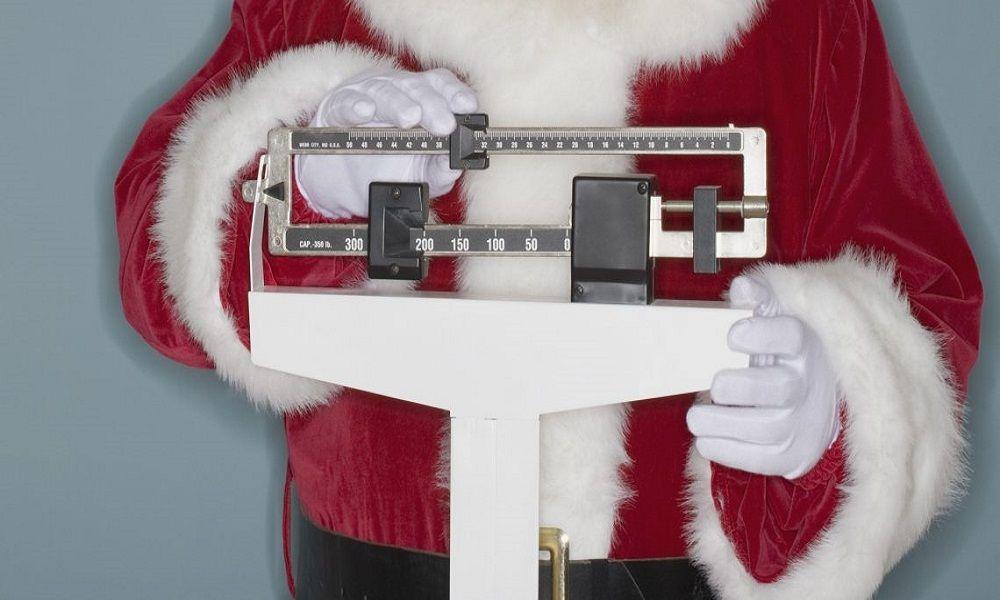 mantenernos en forma durante la Navidad