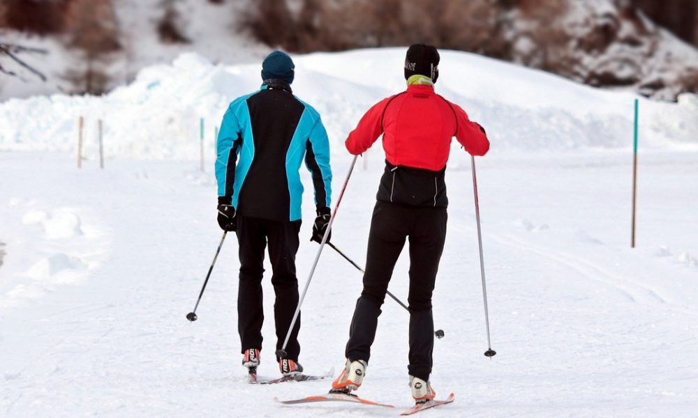 evitar lesiones practicando esquí