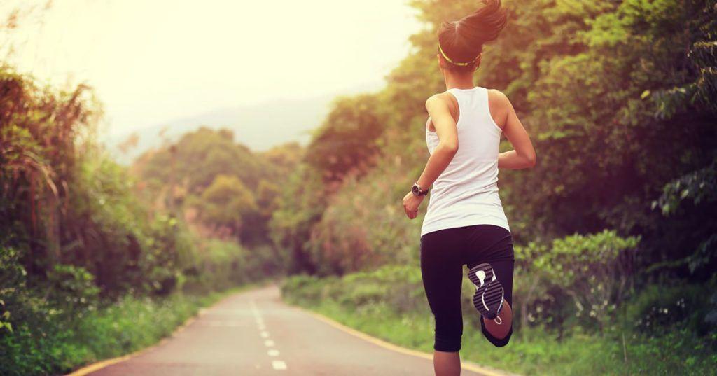 running para quemar grasa