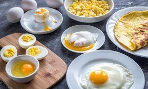 ¿Cuántos huevos es recomendable consumir durante la semana?