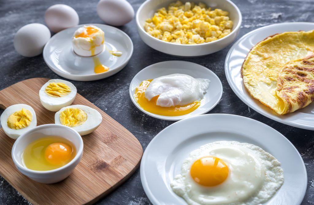 Cuántos huevos es recomendable consumir durante la semana