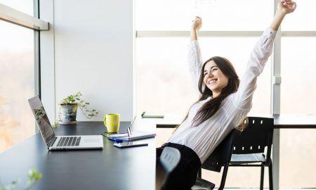 Mantenerte activo trabajando desde casa