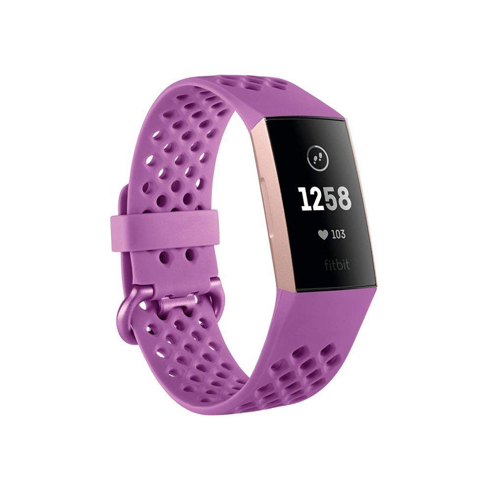 Fitbit Charge 3 Pulsera Avanzada de Salud y Actividad física