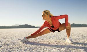 estirar después de hacer ejercicio