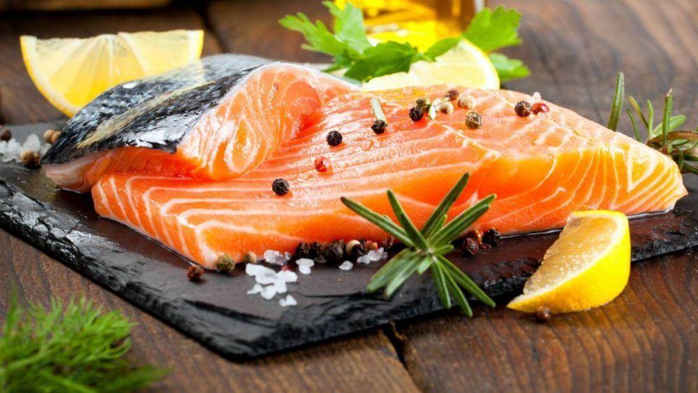 utilizar el salmón en una dieta saludable