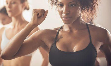 importancia del tamaño de los pechos al hacer ejercicio