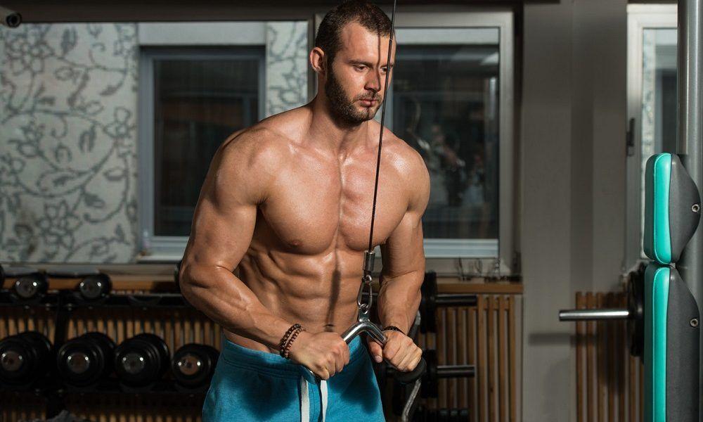 ejercicios con poleas