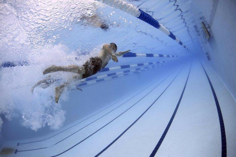 Ejercicios de calentamiento de natación