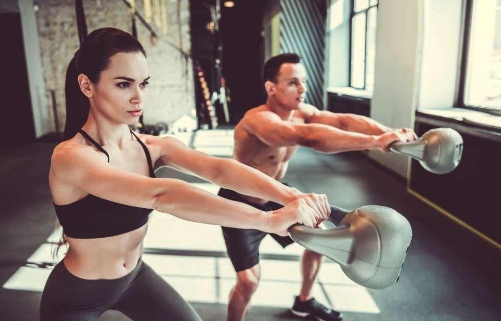 El columpio, ejercicio que más calorías quema